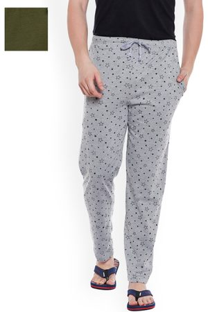 VIMAL JONNEY Men Pack of 2 Lounge Pants D6OLVD1PRT1M_02