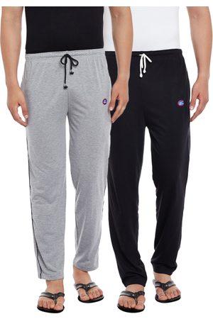 VIMAL JONNEY Men Pack of 2 Lounge Pants DD1MDD1B