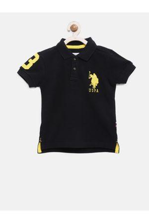 Ralph Lauren Boys Solid Polo T-shirt