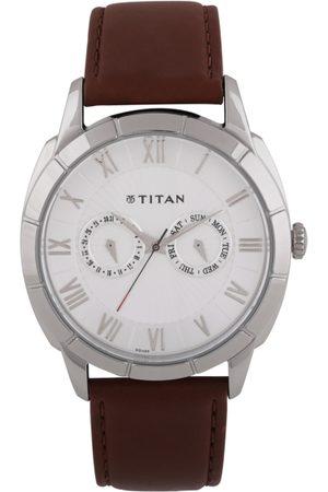 Titan Men Multifunction Analogue Watch 1489SL02