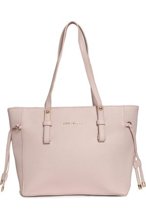 Lino Perros Pink Solid Shoulder Bag