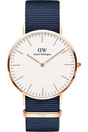 Daniel Wellington Classic Bayswater Men White Analogue Watch DW00100275