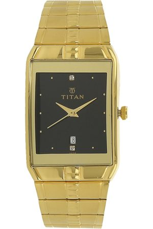 Titan Men Analogue Watch NK9151YM05