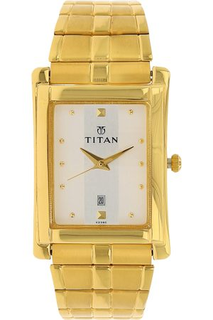 Titan Men Analogue Watch NK9154YM01