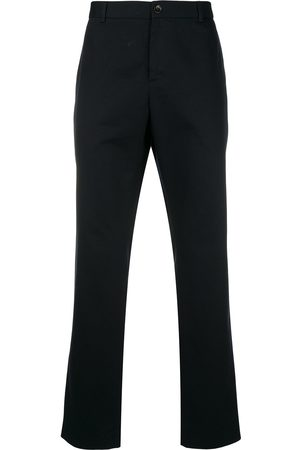 Gucci Twill straight-leg trousers