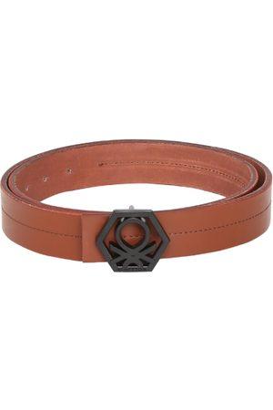 Benetton Men Solid Belt