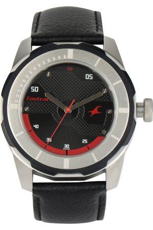 Fastrack Men Black Dial Watch 3099SL06