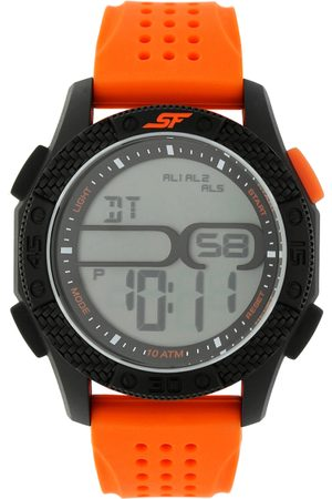 Sonata Men Grey Digital Watch 77057PP04