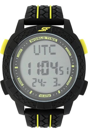 Sonata Men Digital Watch NK77058PP01