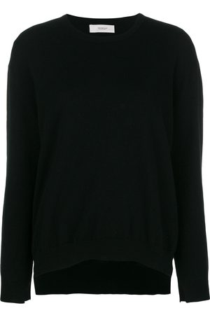 PRINGLE OF SCOTLAND Long-sleeve fitted sweater