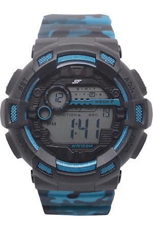 Sonata Men Watches - Men & Black Digital Watch NK77053PP01