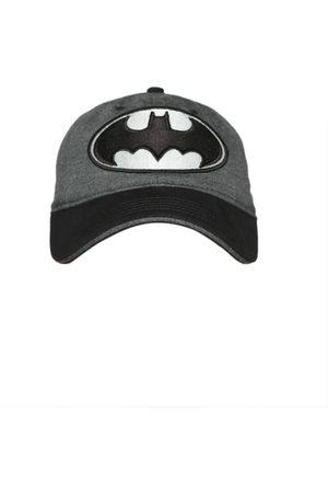 Kook N Keech Batman Men Black & Grey Batman Baseball Cap