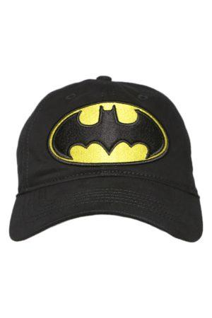 Kook N Keech Batman Men & Yellow Cap