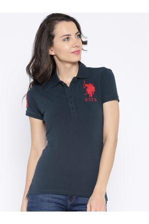 Ralph Lauren Navy Polo T-Shirt