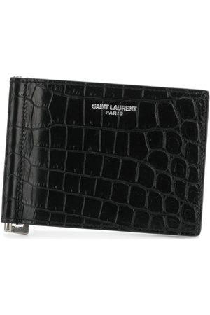 Saint Laurent Men Wallets - Logo cardholder wallet