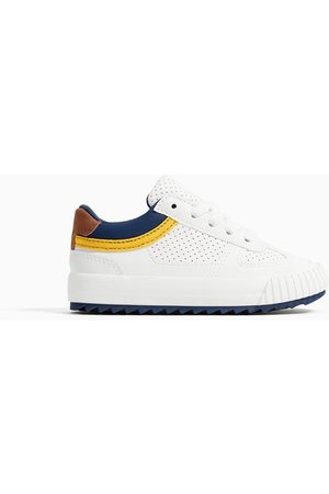 Zara Casual Shoes - PERFORATED PLIMSOLL