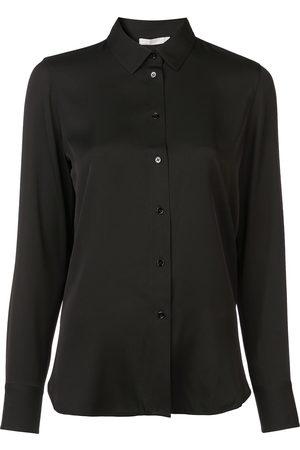 Vince Classic silk shirt
