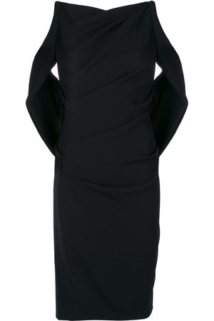 adidas Women Evenings Dresses - Sash detail fitted dress