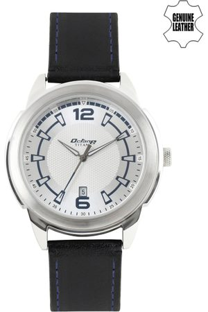 Titan Octane Men -Toned Dial Watch 1585SL09