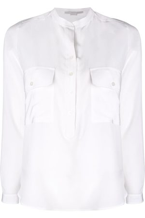 Stella McCartney Collarless shirt