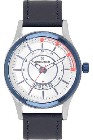 Daniel Klein Premium Men Silver-Toned Analogue Watch DK11660-5_OR