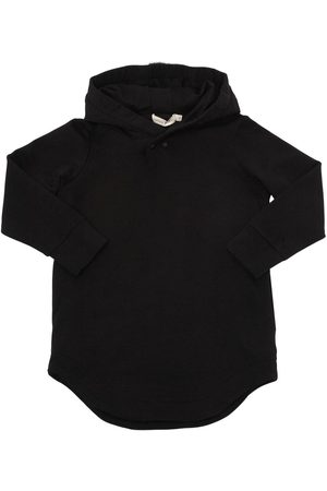 CARBON SOLDIER Hooded Cotton Sweatshirt