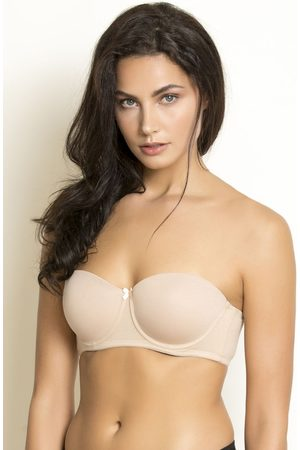 Zivame Women Underwired Bras - Padded Strapless Bra