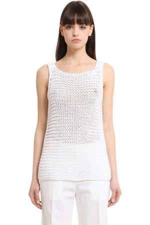 Calvin Klein Cotton Knit Tank Top