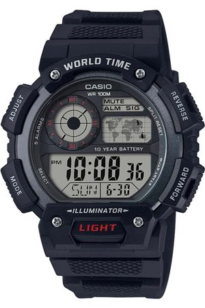 Casio Youth Series Men Black Dial Digital Watch AE-1400WH-1AVDF - D152