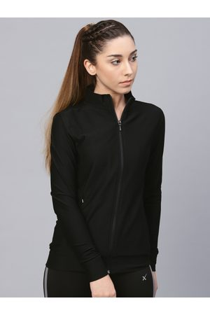 HRX Women Solid Sweatshirt