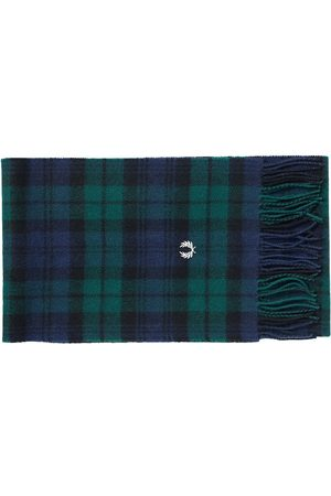 Fred Perry Fred Perry Watch Tartan Scarf