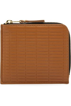 Comme des Garçons Men Wallets - Comme des Garcons SA3100BK Brick Wallet