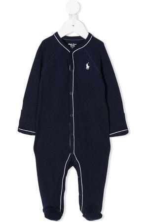 Ralph Lauren Embroidered logo pajamas