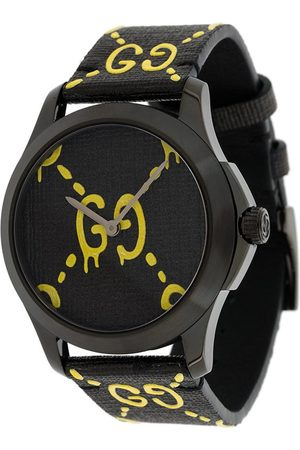 Gucci Yellow Ghost G-Timeless watch
