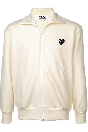 Comme des Garçons Heart logo track jacket