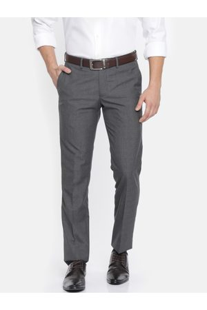 Ralph Lauren Men Slim Fit Checked Formal Trousers