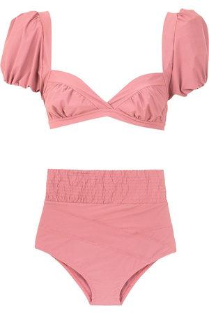 AMIR SLAMA Women Sets - Hot pants bikini set