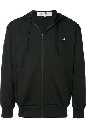 Comme des Garçons Big heart logo hoodie