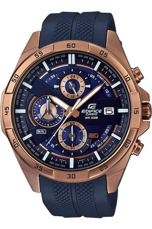 CASIO Edifice Men Blue Analogue watch EX386 EFR-556PC-2AVUDF