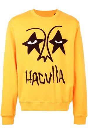 HACULLA Star Eyes crew neck sweatshirt