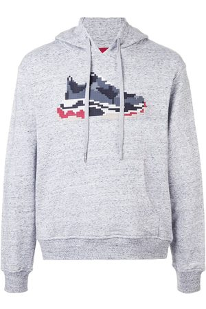 MOSTLY HEARD RARELY SEEN Dadcore print hoodie