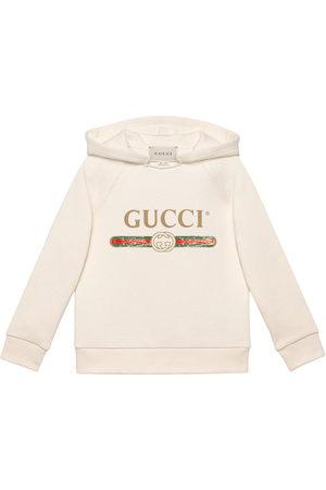 Gucci Boys Sweatshirts - Children's sweatshirt with Gucci logo