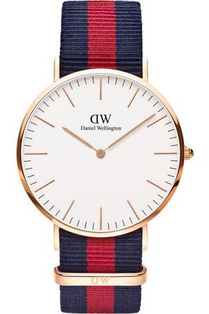 Daniel Wellington Classic Oxford Men White Analogue Watch DW00100001