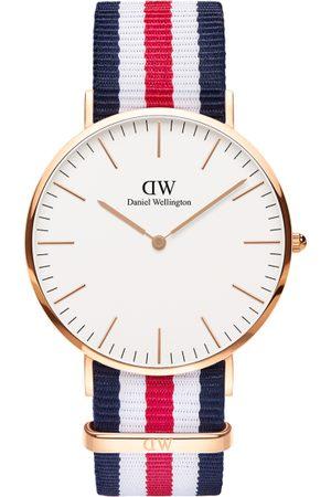 Daniel Wellington Men Classic Canterbury White Analogue Watch DW00100002