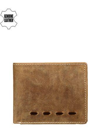 Teakwood Leathers Men Wallets - Men Brown Wallet