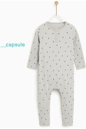 Zara Baby Sleepsuits - ALL-OVER PRINT SLEEPSUIT