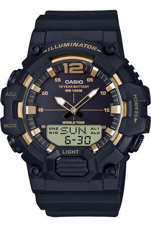 Casio Youth Series Men Black Dial Analog-Digital Watch HDC-700-9AVDF - D156