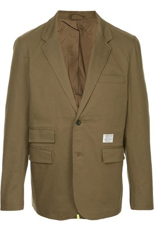 Makavelic Lined tailored jacket