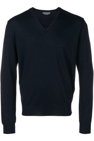 corneliani V-neck sweater