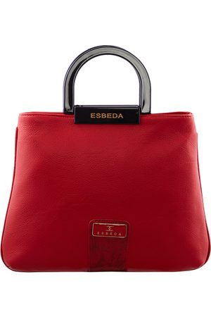 ESBEDA Women Red Solid Handheld Bag